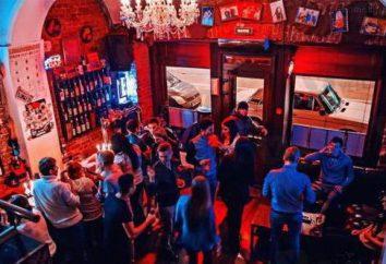 """Bar """"Lomonosov"""": sotto,"""