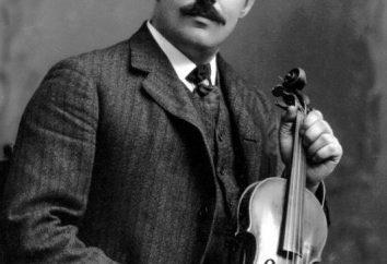 violinista e compositore austriaco Kreysler Frits: la creatività