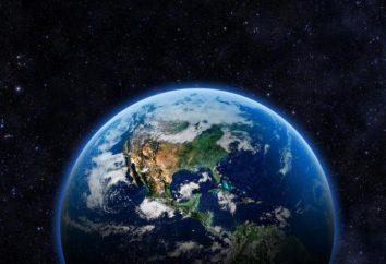 Wie ist das Klima und Raumressourcen? Die Bedeutung und Verwendung von Klima und Raumressourcen der Welt