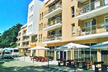 Entspannen Sie im Hotel Goldenes Horn (Bulgarien): allgemeine Informationen
