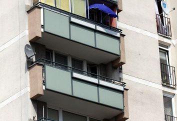 Le balcon rengainer intérieur?