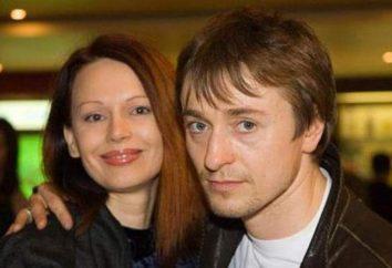 Rozwód i Irina Bezrukov Bezrukova. Powodem rozbijając kilka gwiazd