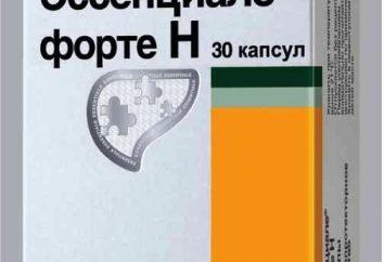 """Analogue """"Essentiale Forte"""" poco costoso. Che cosa si può sostituire la medicina?"""