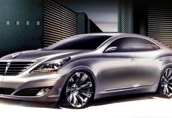 Samochód Equus (Hyundai): Producent, Cena, opinie