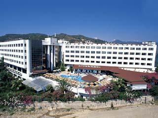 Dinler Hotel (Turcja) – wspaniałe wakacje nad morzem