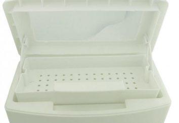 Sterilizzatori per gli strumenti da manicure. Tipi, vantaggi e svantaggi