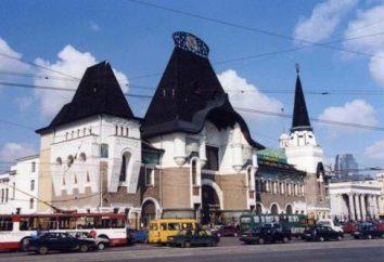 Jak dostać się do Domodiedowo z Yaroslavsky stacji i nie spóźnić się na lot