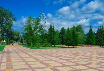 Nur Ikhlas, Taub, Parque de la Victoria … Naberezhnye Chelny – una combinación de la tradición, la cultura y la modernidad