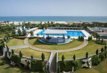 Xanthe Resort Hotel 5 * (Side, Turquia): comentários, descrições e fotos