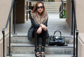 Sandały z grubym obcasie: kto i jak nosić