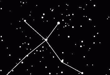 Constellation Cygnus astronomia i astrologia