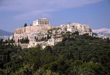 Grecki Akropol. Jaki jest akropol, gdzie to wygląda (foto)