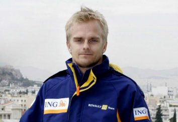 Heikki Kovalainen: biographie, photos