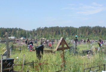 Shcherbinskaya cimitero: caratteristiche e modalità di funzionamento