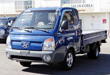 """""""Hyundai Porter"""": specyfikacje techniczne, zdjęcia, opinie i ceny"""