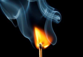 La causa principale del fuoco nelle famiglie
