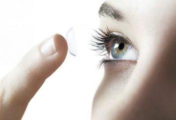 Solution pour lentilles « Opti-Free »: description, mode d'emploi et commentaires