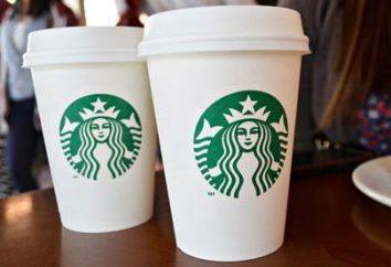 """Franchise """"Starbucks"""" w języku rosyjskim"""