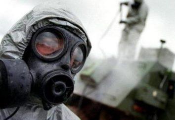 Les moyens modernes de destruction. Les facteurs chimiques. Affectant facteurs d'origines diverses