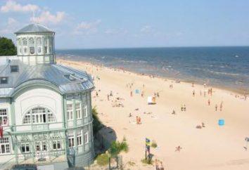 Bay Riga: descrição, localização, spas