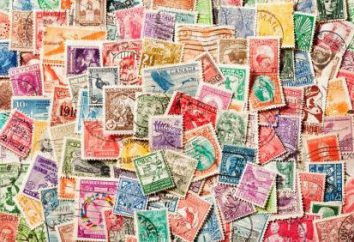 Marque: Types de timbres, de rares cas de collection