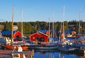 Finlandia, Wyspy Alandzkie: atrakcje, wędkarstwo, opinie, zdjęcia