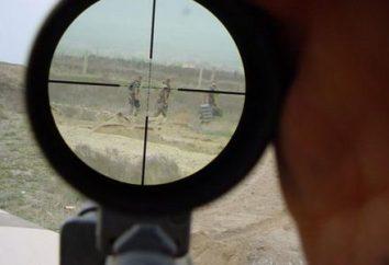Cómo convertirse en un francotirador? la calidad de francotirador. grandes francotiradores