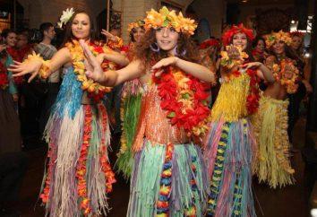 Come fare un costume hawaiano per i partiti incendiari