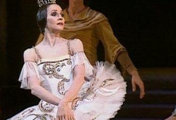 Teatro Bolshoi bailarina Natalia Bessmertnova: biografia, atividade criativa e pedagógica