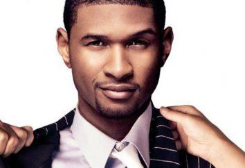 Chanteur Asher (Usher): biographie, chemin créatif et vie personnelle