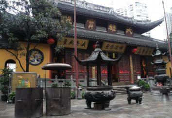 Tempio del Buddha di Giada, dove? foto