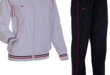 Fatos de treino Nike – sempre elegante e prático