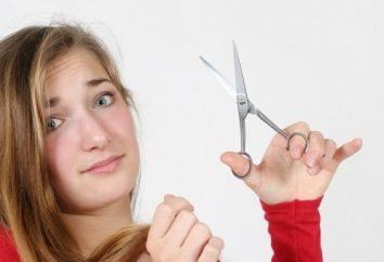 Como cortar o cabelo longo de diferentes tipos