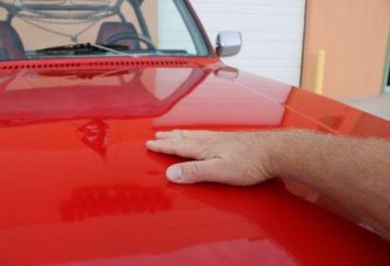 Wie das Auto mit den Händen malen: Tipps