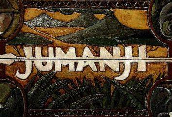 L'intrigue, les rôles et les acteurs « Jumanji »
