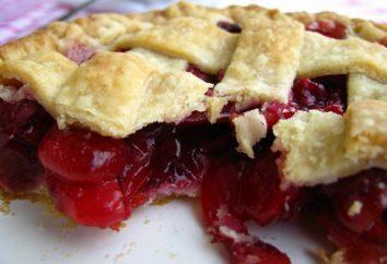 Pasticceria con ciliegia: Torta, torte e biscotti