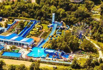 """""""AquaLoo"""", Sochi (il parco acquatico): Indirizzo, recensioni e modalità di funzionamento"""