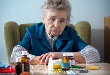 atención médica para los ancianos mayores de 80 años de edad