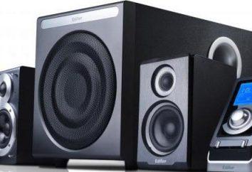 Głośniki Edifier S530D: specyfikacje, opinie, zdjęcia,