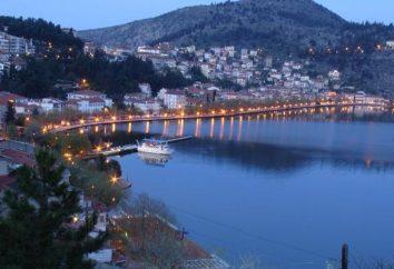 Descrizione resort in Grecia. vacanza indimenticabile
