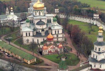 Nouvelle Jérusalem à Moscou: Tours