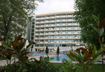 Grand Hotel Oazis Apartments 4 * (Sunny Beach, Bulgaria): registro de entrada y salida