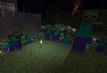 Zombie Apocalypse: mappe, server e altri giochi Minecraft