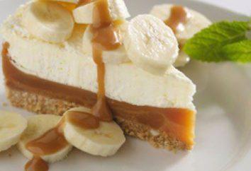 Cette recette Banoffee Pie. La recette étape avec des photos
