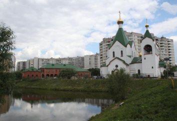 Prawosławie w Novokosino. All Saints Church, i że jest w stanie silnego ducha