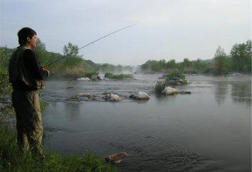 Połowy nad Dniestrem: najlepsze miejsca
