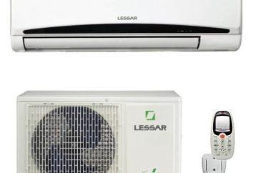 """Condicionadores """"Lessard"""": comentários. Condicionadores Lessar: características do serviço"""