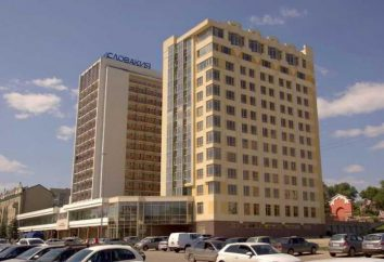Hotel «Eslováquia», Saratov: contatos, opiniões, foto
