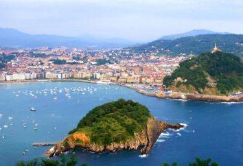 La capitale du Pays Basque: description, attractions touristiques et commentaires
