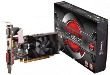 AMD Radeon HD 6670 karta graficzna: specyfikacje, porównania z konkurencją i znaczenie danego produktu w tej chwili